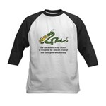Dragon Affairs Kids Baseball Jersey