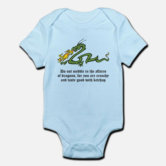 Dragon Affairs Infant Bodysuit