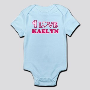 I Love Kaelyn Body Suit