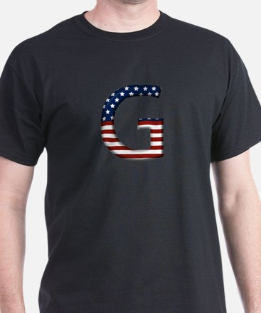 G Stars and Stripes T-Shirt