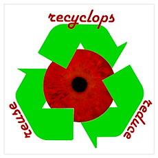 Recyclops Poster
