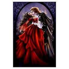 Vampire's Kiss Poster