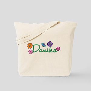 Danika Flowers Tote Bag