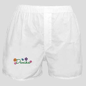 Danika Flowers Boxer Shorts