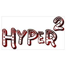 Riyah-Li Designs Hyper Squared Poster
