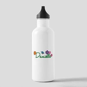 Danielle Flowers Stainless Water Bottle 1.0L
