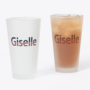 Giselle Stars and Stripes Drinking Glass