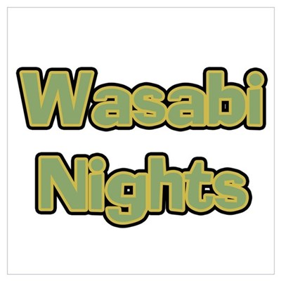 Wasabi Nights Poster