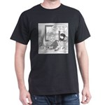 The Next to Last Supper (no text) Dark T-Shirt