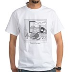The Next to Last Supper White T-Shirt