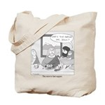 The Next to Last Supper Tote Bag