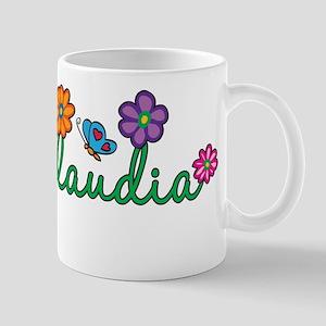Claudia Flowers Mug