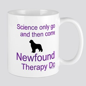 Newfoundland Therapy Dog Mug