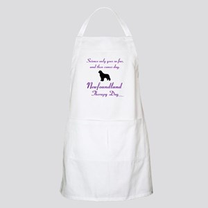 Newfoundland Therapy Dog Apron