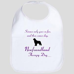 Newfoundland Therapy Dog Bib