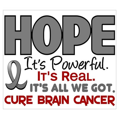 HOPE Brain Cancer 1 Poster