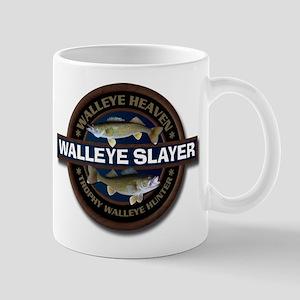 Walleye Slayer Mug