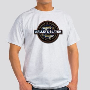 Light Walleye Slayer T-Shirt