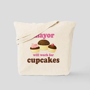 Funny Mayor Tote Bag