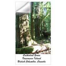 Cathedral Grove 28 Wall Decal