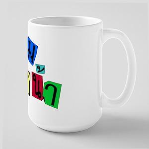 Som Nam Naa - Thai Large Mug