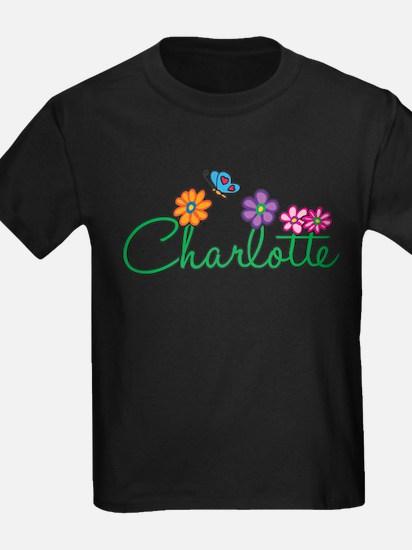 Charlotte Flowers T