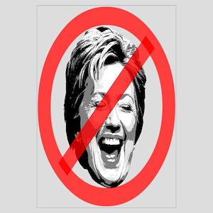 No To Hillary