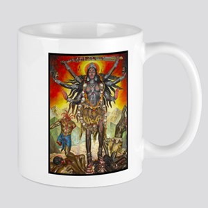 Kali - the fierce one Mugs