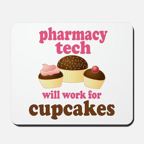 Funny Pharmacy Tech Mousepad