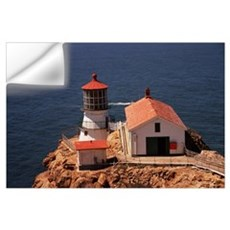 Point Reyes Lighthouse Wall Decal
