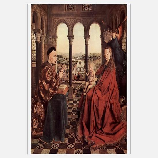 Madonna of Chancellor Rolin