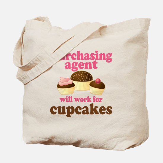 Funny Purchasing Agent Tote Bag