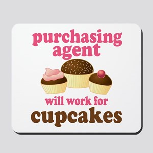 Funny Purchasing Agent Mousepad