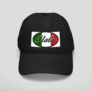 Italia Black Cap
