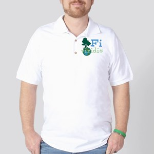 Go Green (Latin) Golf Shirt