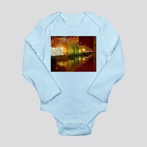 Singapore Temple Offering Lam Long Sleeve Infant B