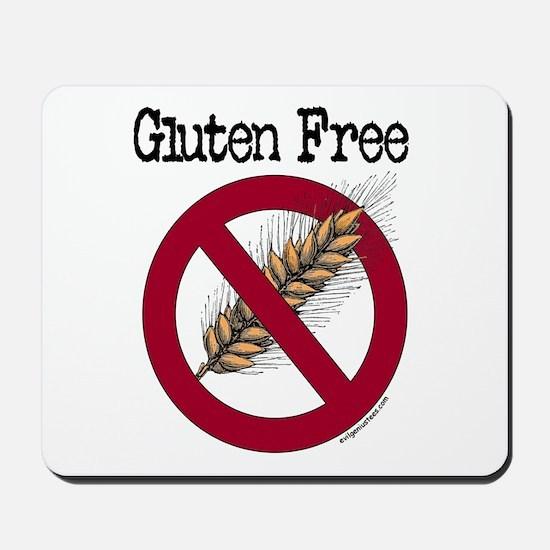 Gluten free Mousepad