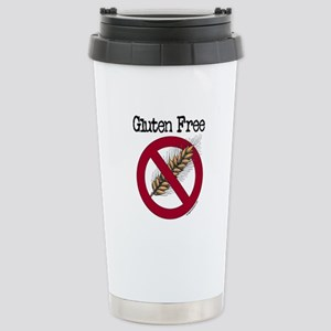 Gluten free Stainless Steel Travel Mug