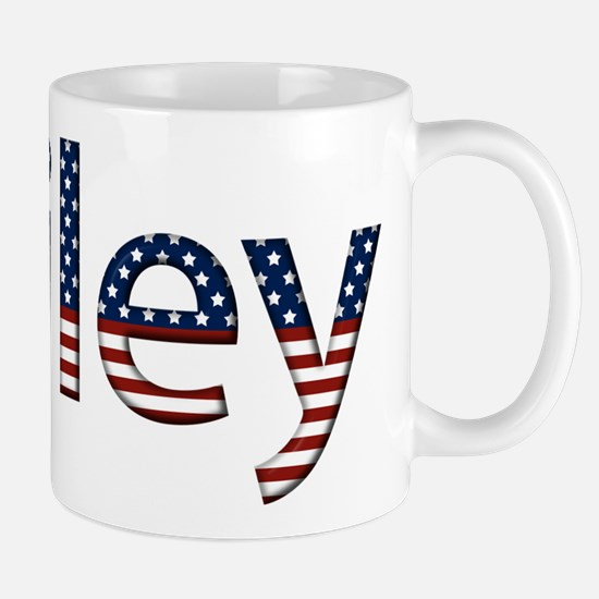 Hailey Stars and Stripes Mug
