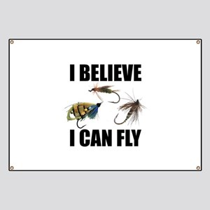 I Believe I Can Fly Banner