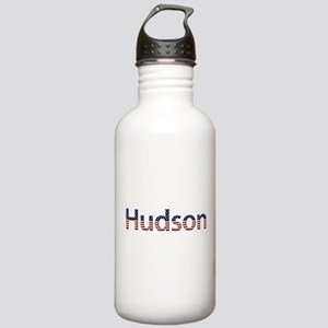 Hudson Stars and Stripes Stainless Water Bottle 1.
