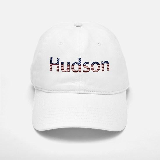 Hudson Stars and Stripes Baseball Baseball Cap