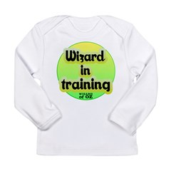 wizar_training_5x5 Long Sleeve T-Shirt