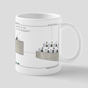 Social Verdict Mug