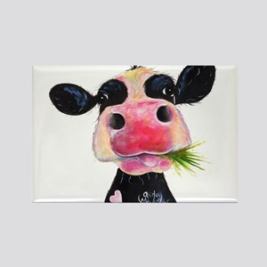 Nosey Cow ' HURLEY BURLEY ' by Shirley MacArthur M