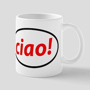 Ciao Italian Mug