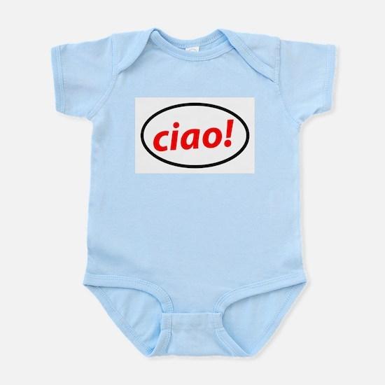 Ciao Italian Infant Creeper