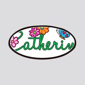 Catherine Flowers Patches