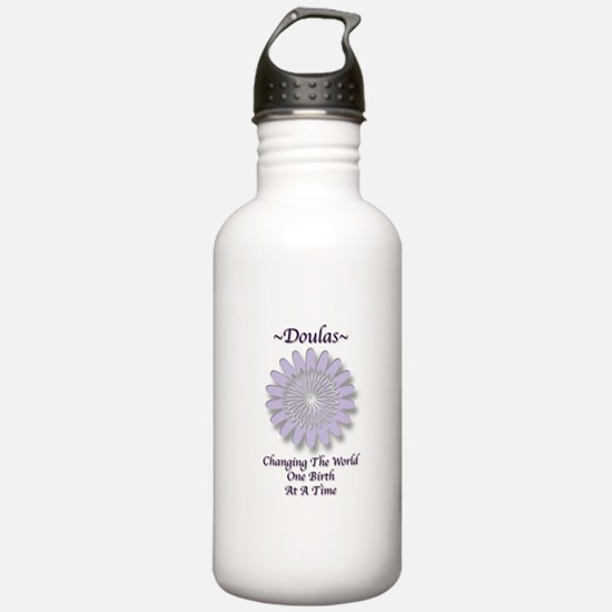Cute Doula Water Bottle