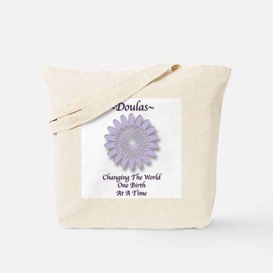 Cute Doula Tote Bag